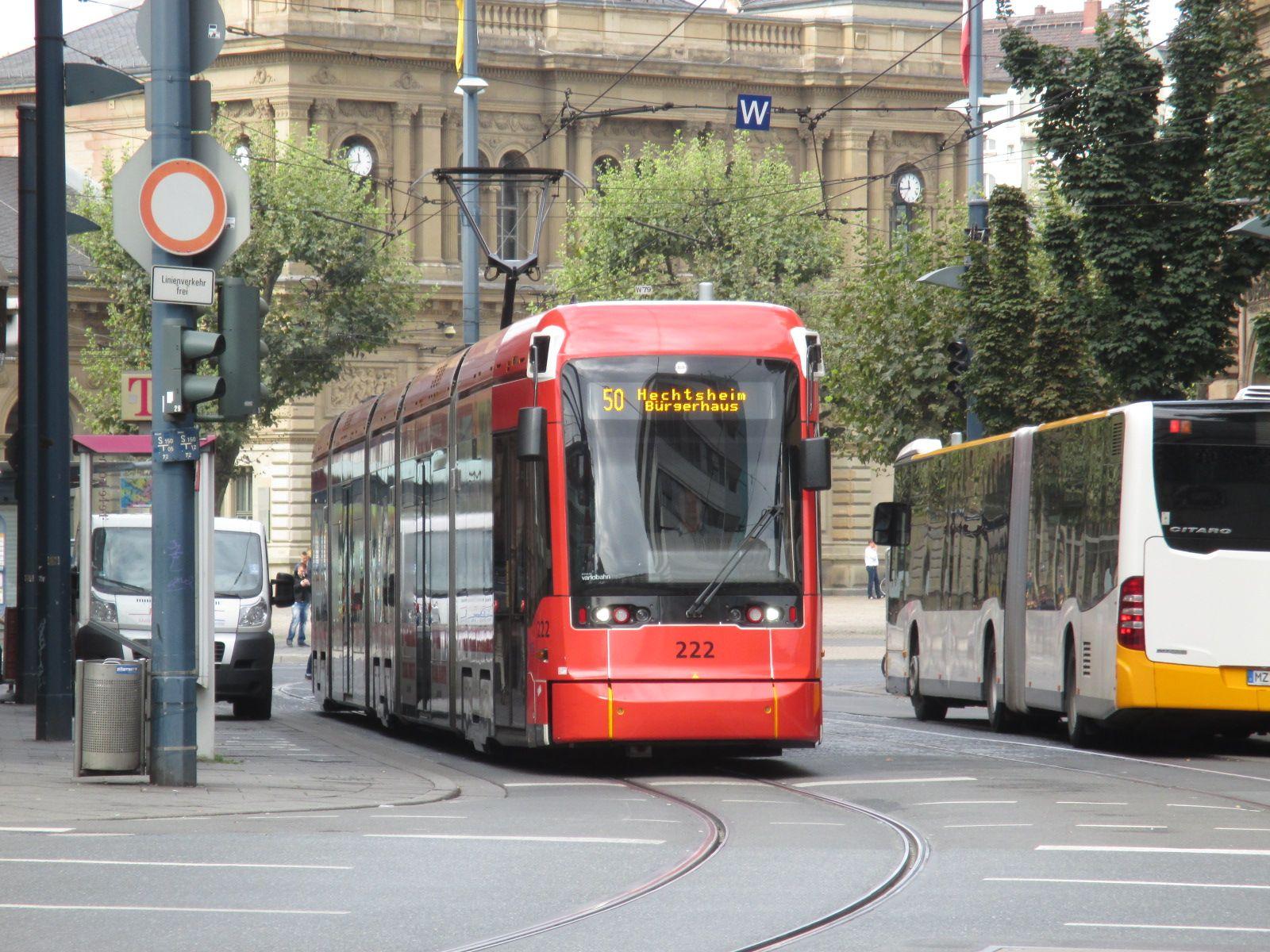 Tramway en Allemagne