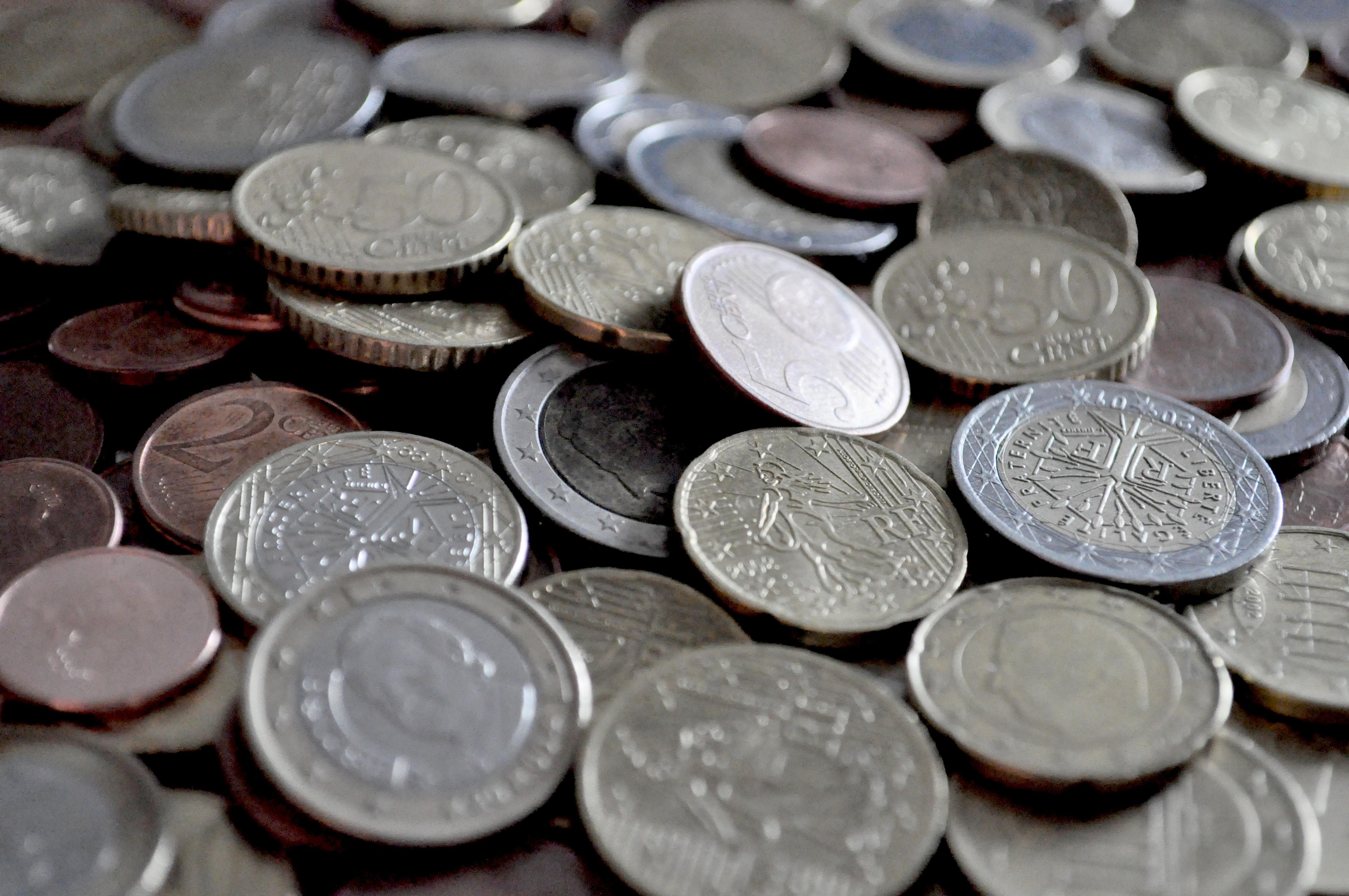 Pieces d'euros